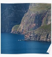 The Foot of Slieve League Poster