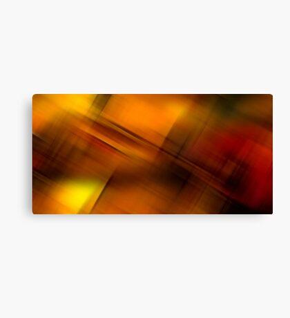 Smudgers Gold Canvas Print