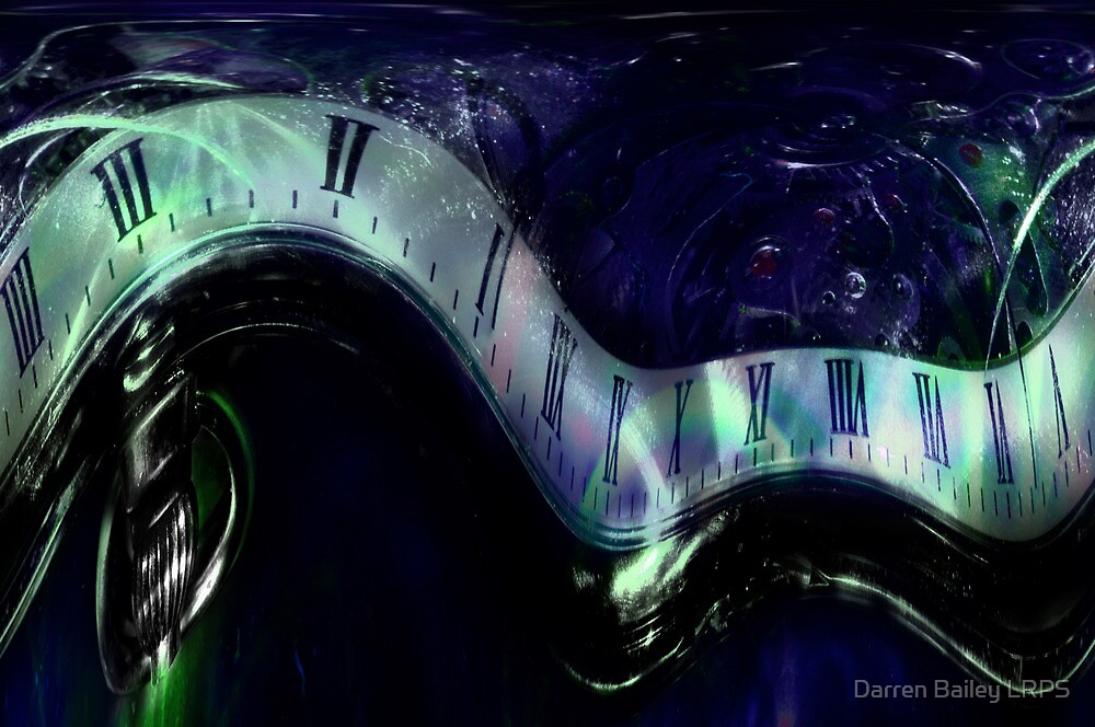 Times Rollercoaster by Darren Bailey LRPS