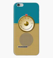 Nakashuma Mark 3 Transistor Radio iPhone Case