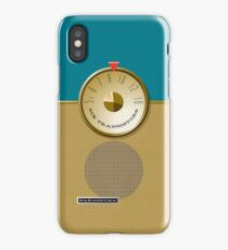 Nakashuma Mark 3 Transistor Radio iPhone Case/Skin