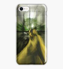 glowing statue iPhone Case/Skin