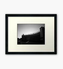 The Basilica in the Morning Framed Print