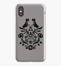 Legend of Zelda (mashup) iPhone Case/Skin