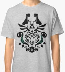 Legend of Zelda (mashup) Classic T-Shirt