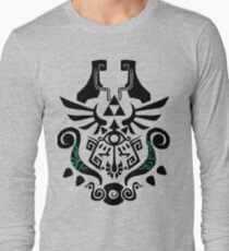 Legend of Zelda (mashup) Long Sleeve T-Shirt
