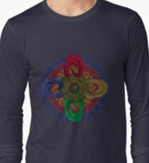 The Circle of Inheritance Long Sleeve T-Shirt