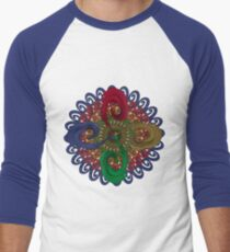 The Circle of Inheritance Men's Baseball ¾ T-Shirt