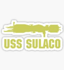 USCM Colonial Marines USS Sulaco  Sticker
