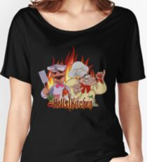 Hell's Kitchen Women's Relaxed Fit T-Shirt
