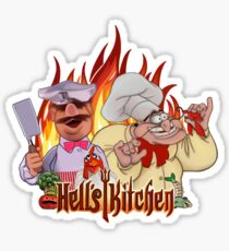 Hell's Kitchen Sticker