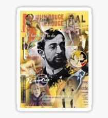 lautrec Sticker