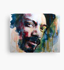 Snoop Dogg watercolor Canvas Print