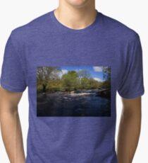 West Dart  Tri-blend T-Shirt