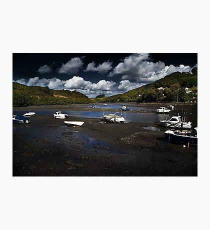 Upstream Photographic Print