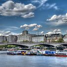 Boats on Parade by Thasan
