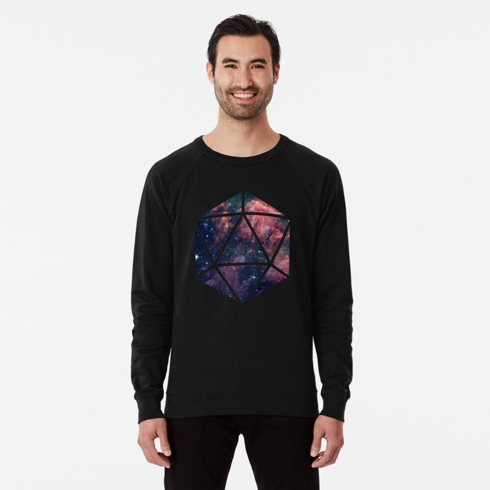 D20 Fairy Dust Lightweight Sweatshirt