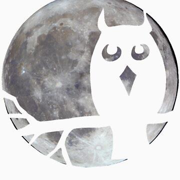 Full Moon OWL by oliviu