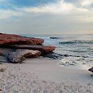 The Gap - Red Bluff Beach - Kalbarri by John Pitman