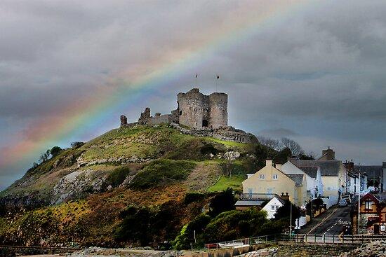 Somewhere Under the Rainbow . by Irene  Burdell
