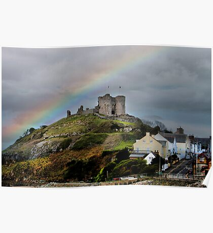 Somewhere Under the Rainbow . Poster