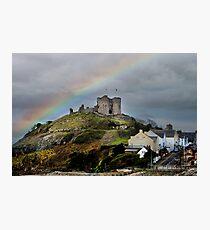 Somewhere Under the Rainbow . Photographic Print