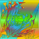 Vibrant colours by IrisGelbart
