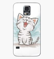 American Shorthair happy Case/Skin for Samsung Galaxy