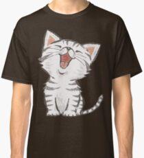 American Shorthair happy Classic T-Shirt