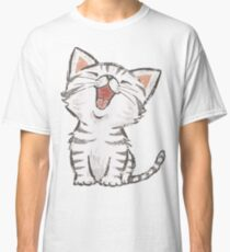 Amerikanisch Kurzhaar glücklich Classic T-Shirt