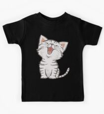 American Shorthair happy Kids Clothes