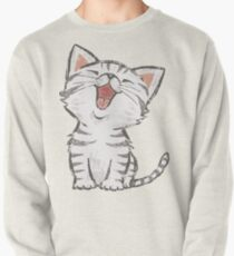 American Shorthair happy Pullover