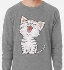 Amerikanisch Kurzhaar glücklich Leichtes Sweatshirt