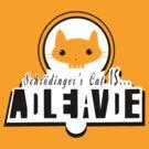 Schrodinger's cat by panda3y3