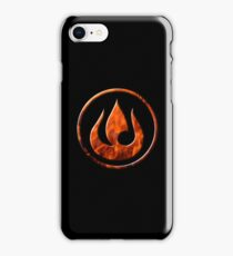 Fire Nation iPhone Case/Skin