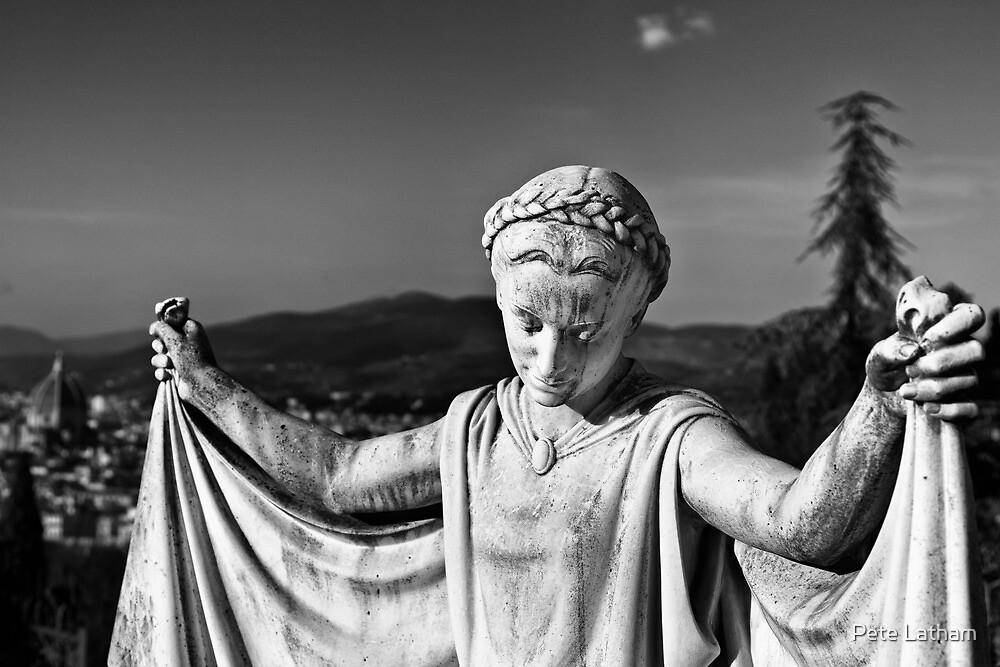 Florentine Statue by Pete Latham