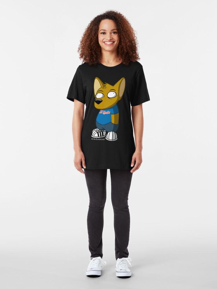 Alternative Ansicht von The Bundycoot's ID 2012 Slim Fit T-Shirt