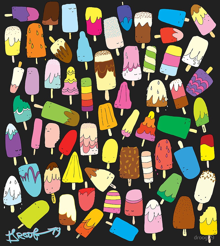 LOLLIES! by droog79