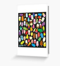 LOLLIES! Greeting Card