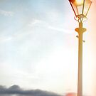 Lomo Lamp post by cavan michaelides