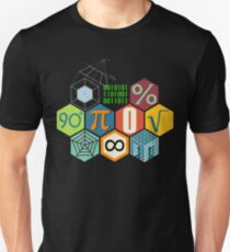 MATHEMATIK! Unisex T-Shirt