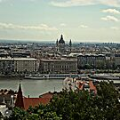 Budapest, Hungary by Kristina R.