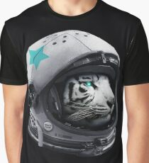 Astro Tiger Graphic T-Shirt