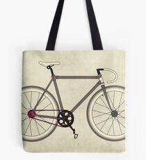 Road Bicycle Tote Bag