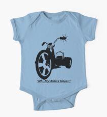 My Ride's Here!!! Kids Clothes