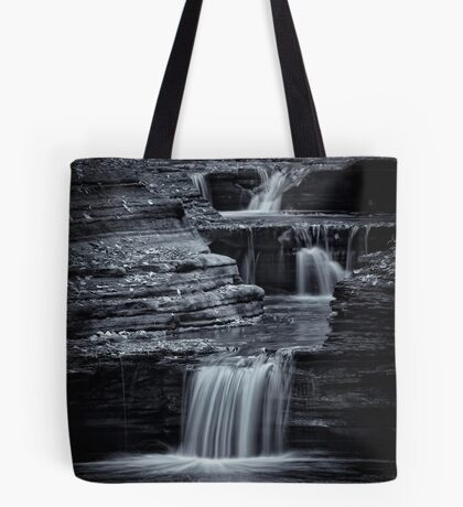 Coming Down Gently Tote Bag
