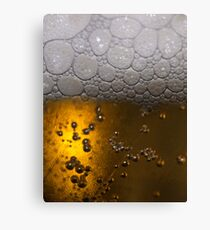 The Perfect Beer Canvas Print