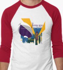 Zeppelin Rides are Just a Universe Away Men's Baseball ¾ T-Shirt