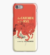 Catcher in the Rye iPhone Case/Skin