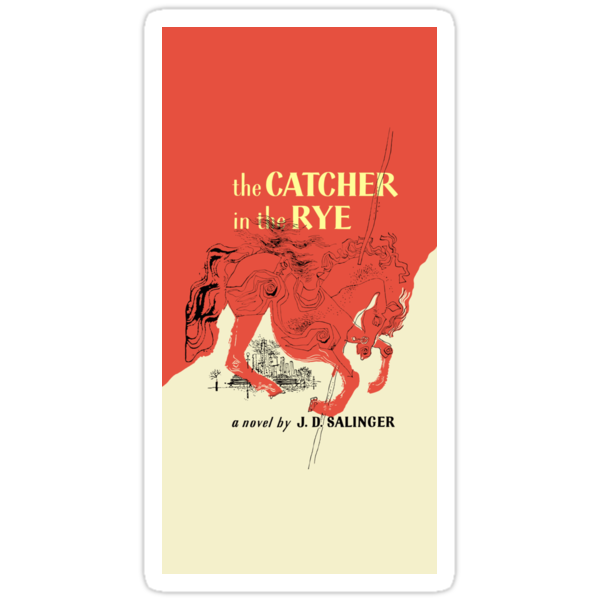 Catcher in the Rye by RetroPops